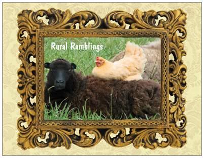 Rural Ramblings Magnet