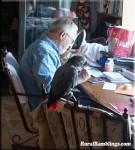 Farmer & Parrot